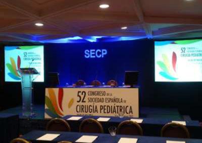 Congreso de cirugía pediátrica, Melia Atenea. Palma de Mallorca
