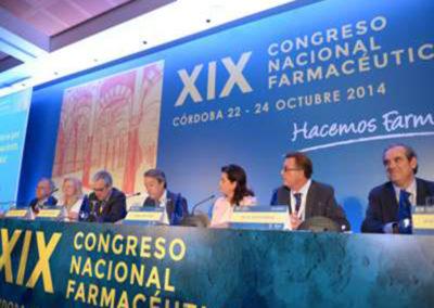Congreso de Farmacia, Parador de Córdoba.