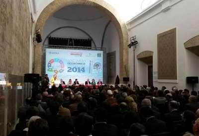 Anuario Córdoba. Salón de los Mosaicos. Alcázar de los Reyes Cristianos. Córdoba