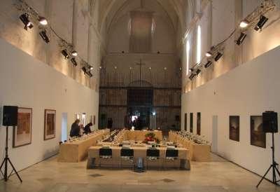Conferencia Sectorial de Cultura. Monasterio Isla de la Cartuja. Sevilla