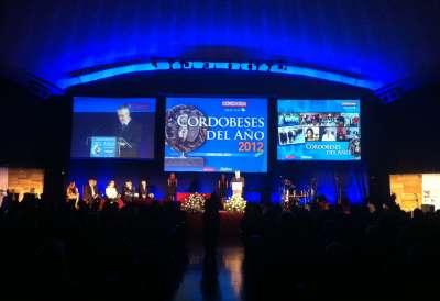 Gala Cordobeses del Año. Campus Universitario de Rabanales.